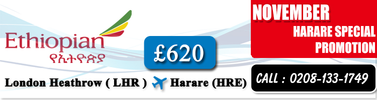 Harare Special Offers